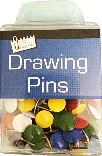 Just Stationery Hanging Box Metal Drawing Pins (Pack of 120) - Coloured Just stationery http://www.amazon.co.uk/dp/B012HHPS14/ref=cm_sw_r_pi_dp_xS.kwb0SE7HEA
