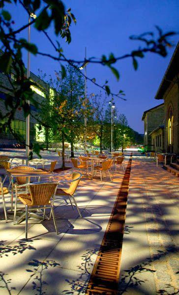 f lighting frederiksberg new urban spaces beach style balcony helius lighting group