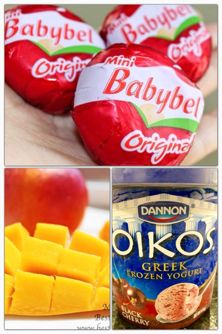 http://mkthlth1DE.digimkts.com  increase stimina  3  Weight loss help with #healthyeating ideas and #cleaneating snacks: 1) Babybel mini cheese 2) fresh mango 3) Oikos frozen Greek yogurt | click pin for more healthy ideas from daily weight loss meal plans.