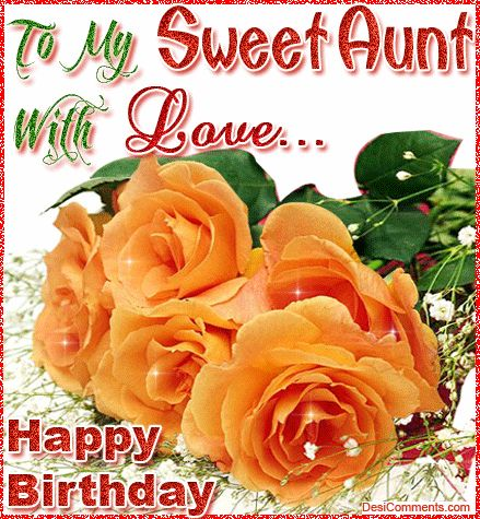 happy birthday to my aunt poems - Google Search