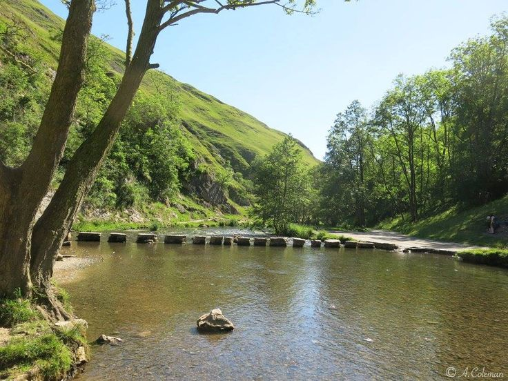 Dovedale, Peak District, UK
