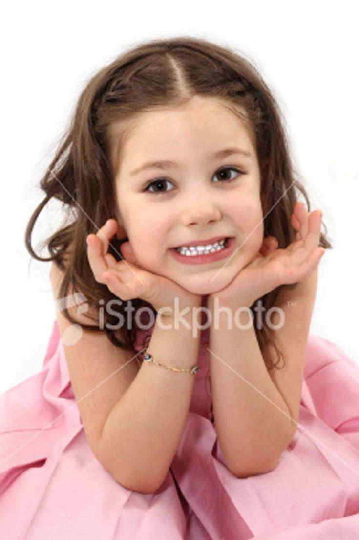 Cute Hair Ideas for Little Girls | little girl on dressed in a swimsuit painting little girls room ideas ...
