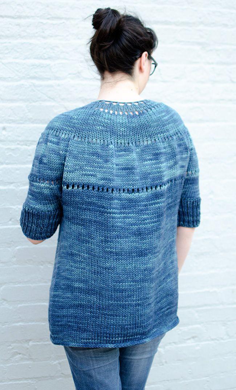 ISSUEdf16 ** Indigopie : Knitty.com - Deep Fall 2016