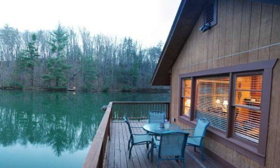 helen ga cabin knotts landing vacation pinterest
