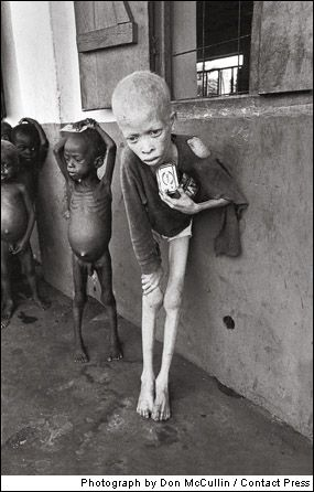 Imagine seeing these children... my heart breaks