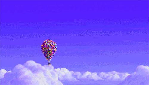 - Aterrissagem do padre dos balões Um estouro!