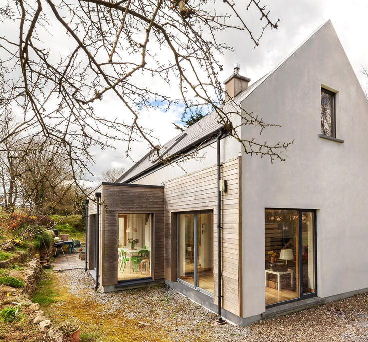 Cottage, Belgooly, Co. Cork   Louise Sliney Architects