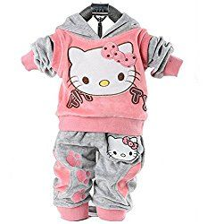 Hello Kitty Baby Outfit