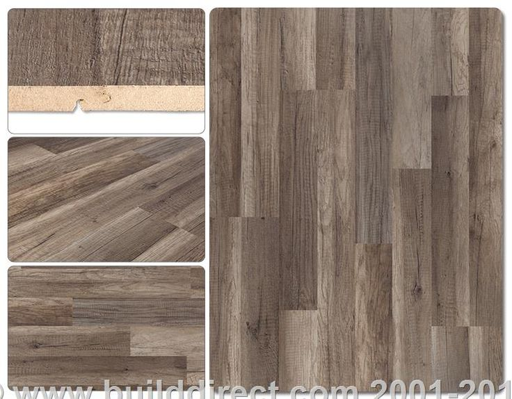 Builddirect Laminate Flooring 8mm Arboreal Collection Reclaimed Oak