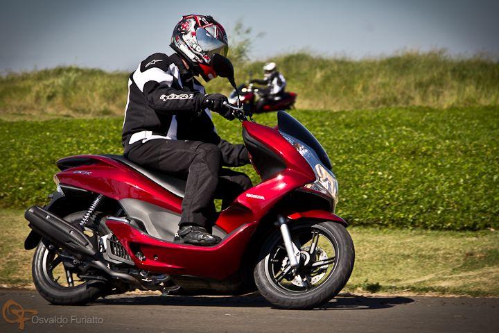 Honda PCX 150 #umamotopordia #osvaldofuriatto
