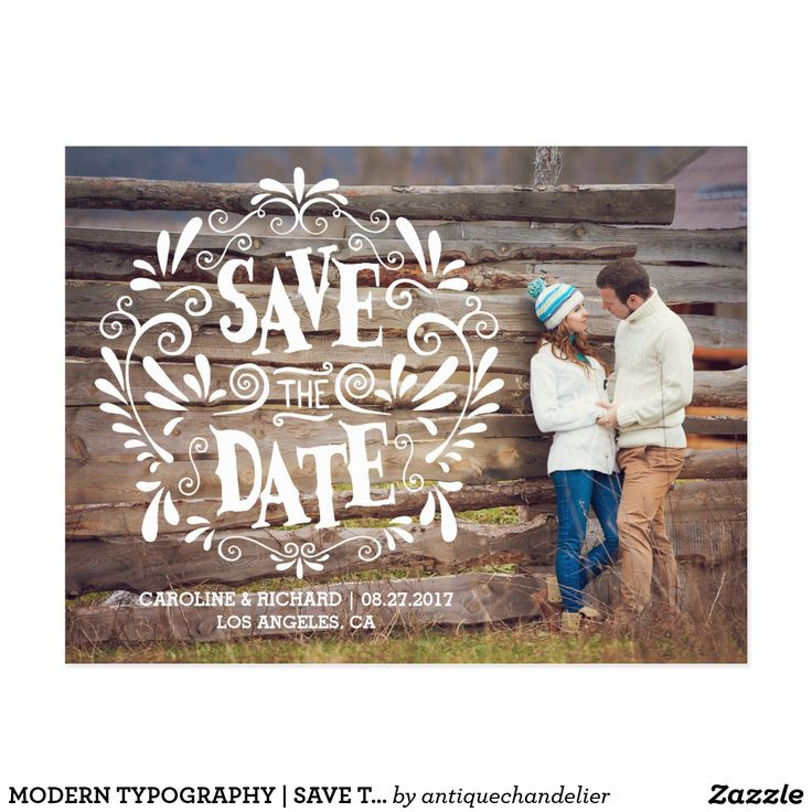 70 best Wedding Photo Save the Date Postcards images on Pinterest - save date postcard