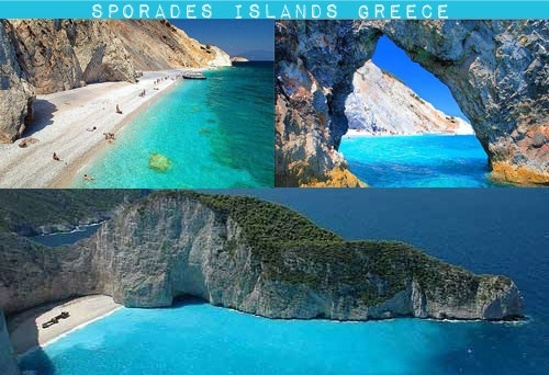 Sporades islands, Greece.