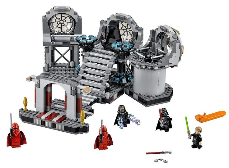 LEGO 75093 - LEGO STAR WARS - Death Star Final Duel - Toymania Lego Online Shop 94E