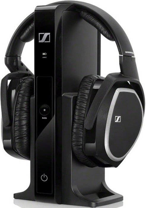 The Sennheiser RS165 Wireless Headphones is a remarkable wirless headphone system ideal for movie watching and music.