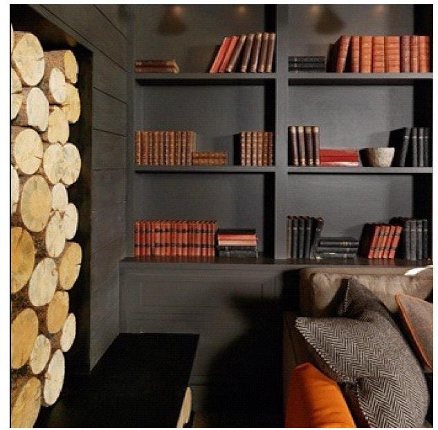 I Would Love To Decorate With Gray And Orange Color Interiors Inside Ideas Interiors design about Everything [magnanprojects.com]