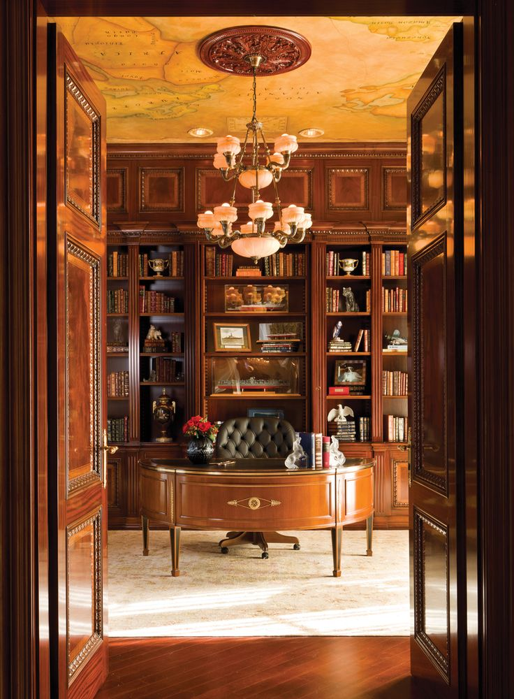 22 Best Luxury Office / Home Library Images On Pinterest