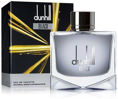Το Dunhill Black από τον οίκο Alfred Dunhill είναι ένα αρωματικό ξυλώδες άρωμα για άνδρες. Αποκτήστε το Eau De Toilette 100ml με έκπτωση, από 59,00€ μόνο με 31,00€! #aromania #DunhillPerfume #DunhillBlack