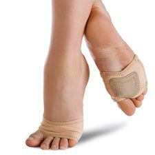 Neoprene Half Sole Lyrical Dance Shoe - I've never used these but they are popular with pros doing modern and lyrical styles.