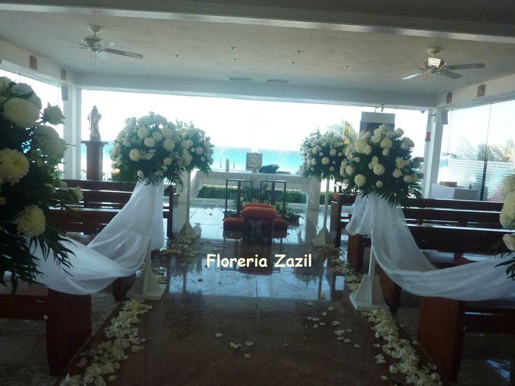 decoraci n de la capilla del hotel gran caribe real en