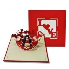 3D Love Card