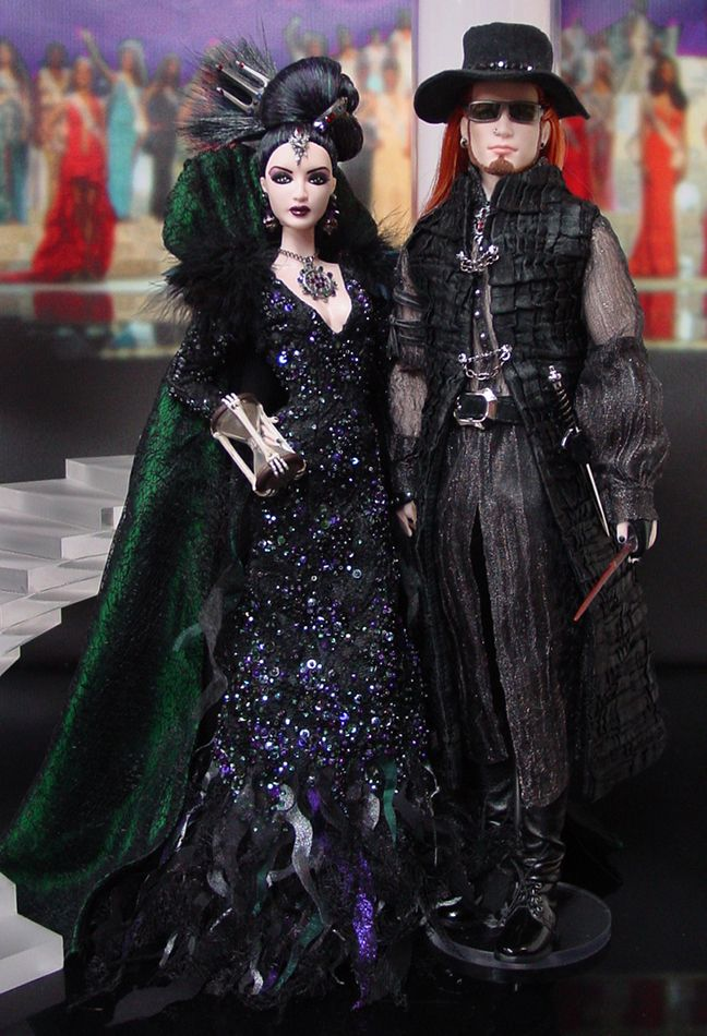Magical Barbie and Ken Duo