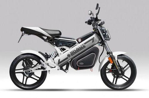 В Украине планируют начать выпускать электрические мотоциклы SCOUT U1