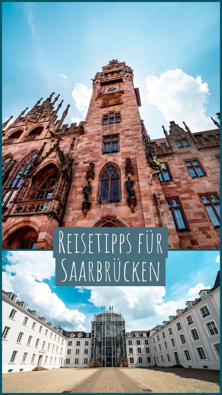 Eine Kurze Stadtereise Nach Saarbrucken Sophias Welt Stadte Reise Reisen Saarbrucken