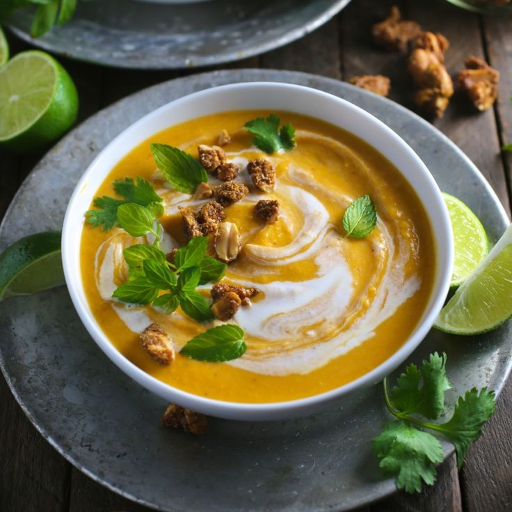 1000+ images about Food & Drinks on Pinterest | Sweet potato soup ...