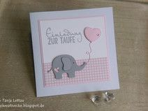 216 best baby cards images on pinterest | baby cards, cards and, Einladungen