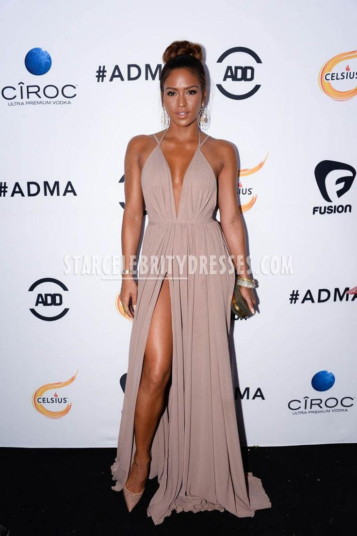 amber rose sexy nude prom dress ever all def movie awards