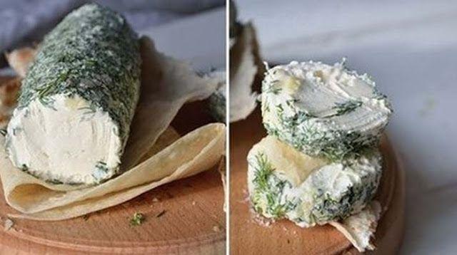 Творожный сыр из сметаны и кефира | Golbis