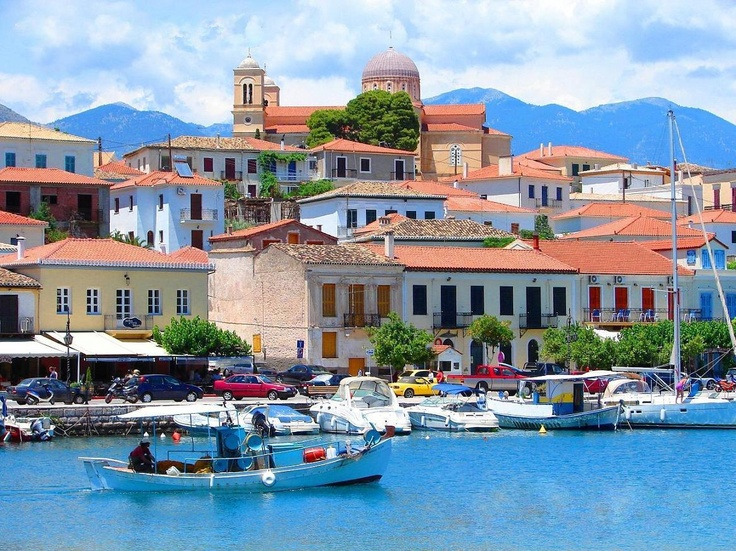 GREECE CHANNEL | Galaxidi--heading here in four months!