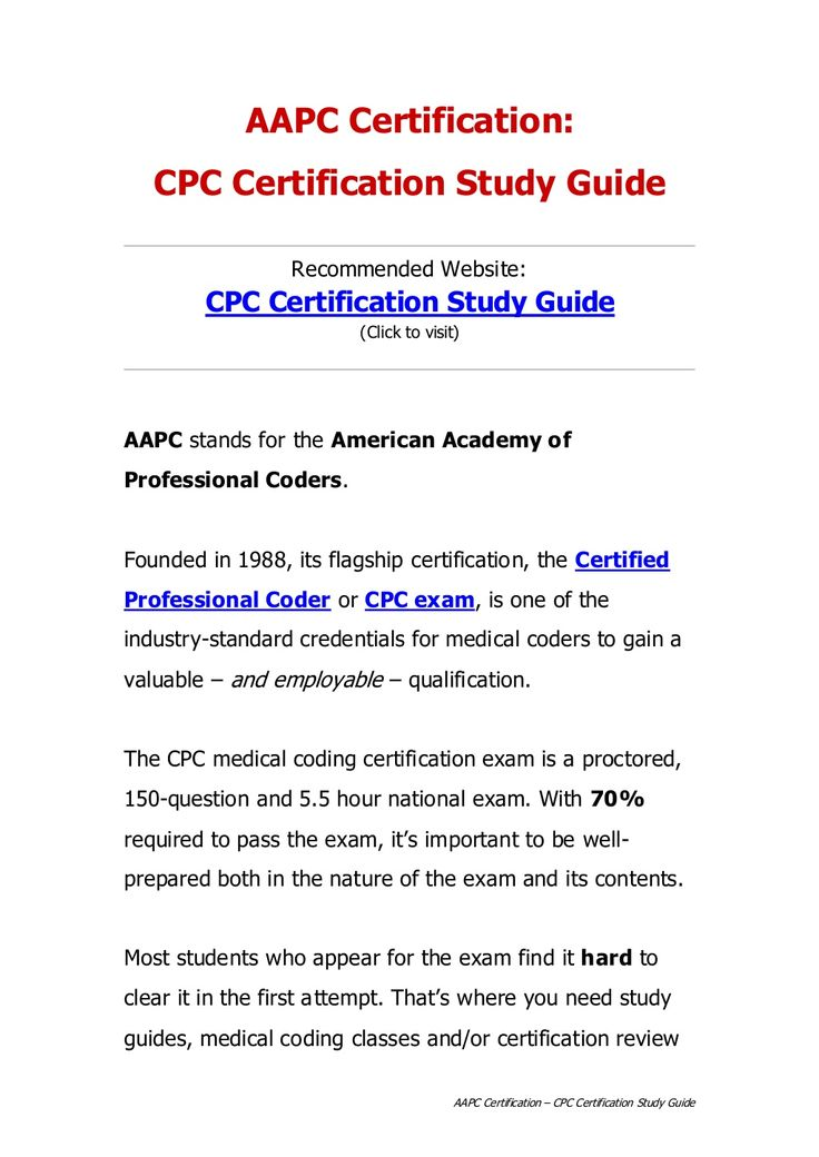 Going Places? An ASCP BOC Certification Can Help.