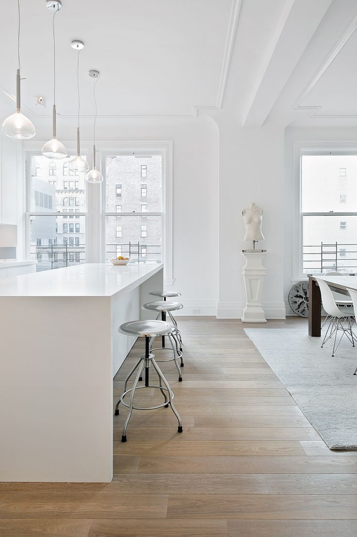 13 best Whites + Greys images on Pinterest | White oak, Flooring and ...