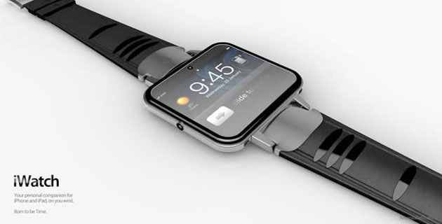 iWatch Concept 2: Gadgets, Smart Watch, Iwatch Concept, Apples, Smartwatch, Products, Tech, Watches