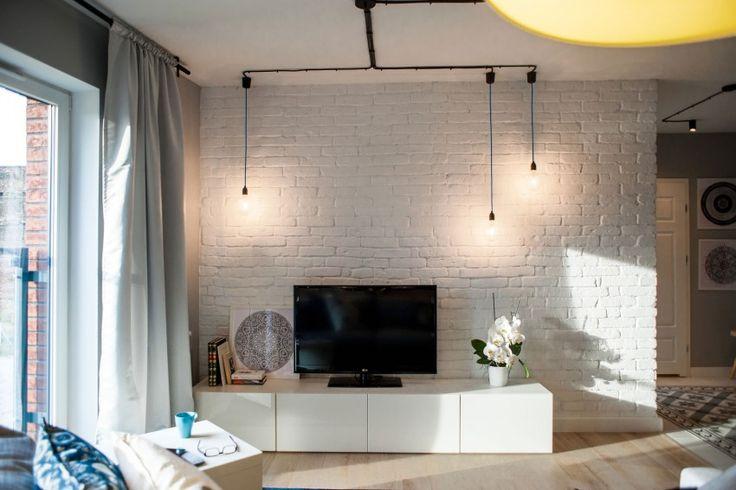 Design interior in alb-negru