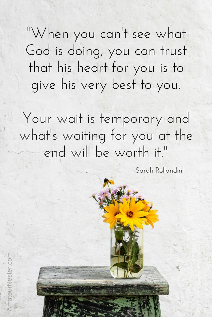 Quotes About Waiting On God Best 25 Waiting On God Ideas On Pinterest  Gods Timing Faith