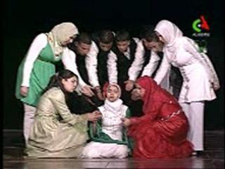 """Opérette Algérienne """"Dhikra la tounsa"""" de Fouad Rouassiya, Association H el Hassani Sedrata, 2010"""