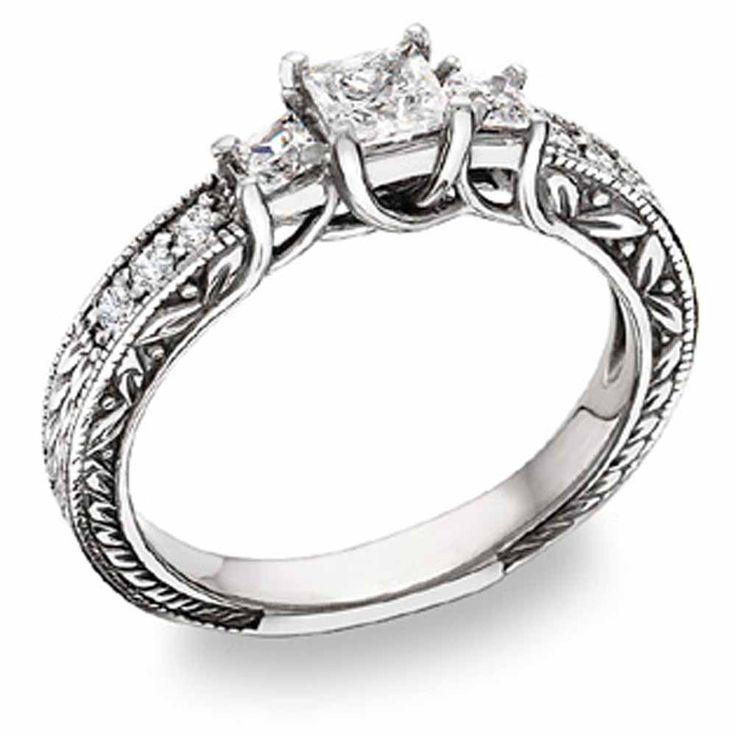 Best 25 Unusual Wedding Rings Ideas On Pinterest