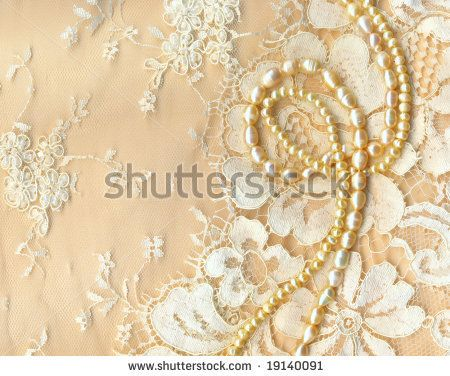Pearls and Lace  weddingdisorganizer.wordpress.com