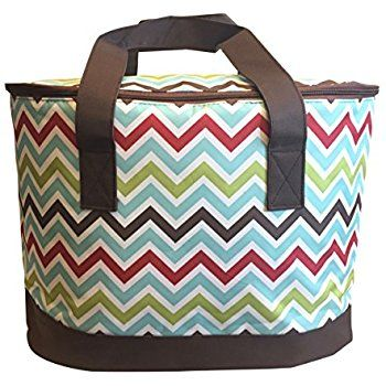 Extra Large Fashion Insulated Cooler Lunch Beach Tote Bag Turtle