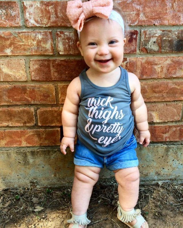 Turn That Frown Upside Down: Meet 11 Down Syndrome Babies Who Will Make You Smile!