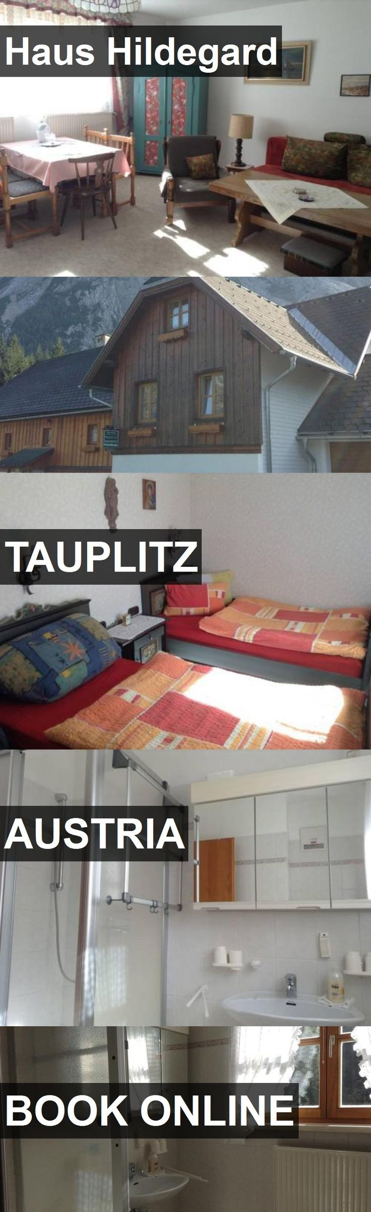 Hotel Haus Hildegard in Tauplitz, Austria. For more information, photos, reviews and best prices please follow the link. #Austria #Tauplitz #travel #vacation #hotel