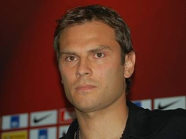 Patrik Berger: This time with short hair!