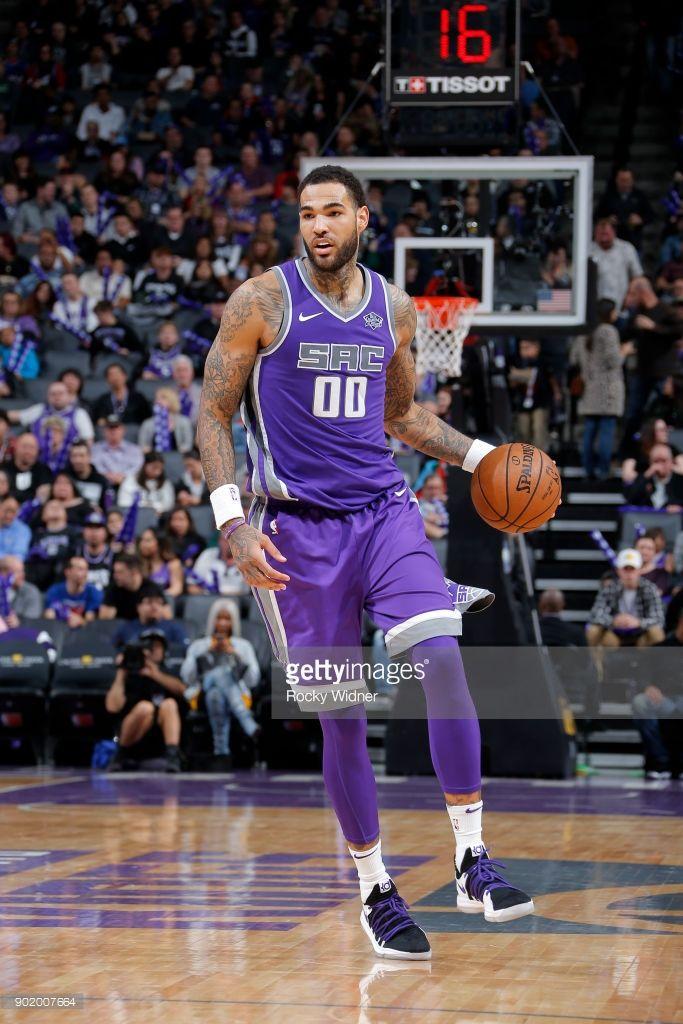 17fda02d News Photo : Willie Cauley-Stein of the Sacramento Kings... | NBA ...
