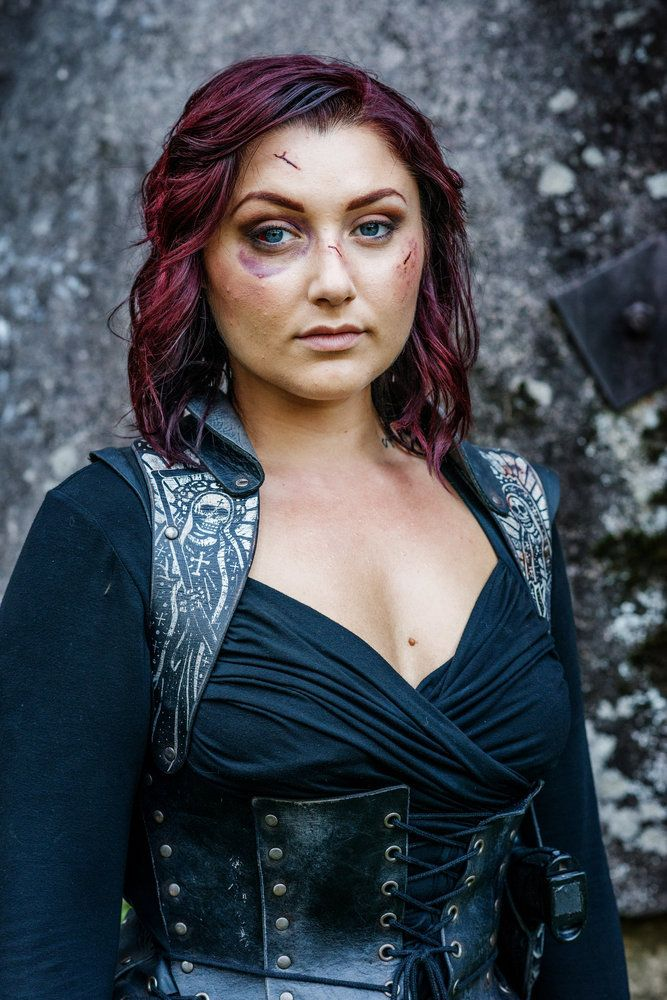 """Z NATION -- """"Everybody Dies In The End"""" Episode 315 -- Pictured: Anastasia Baranova as Addy -- (Photo by: Frank Schaefer/Go2 Z/Syfy) @AnnyAwesome"""