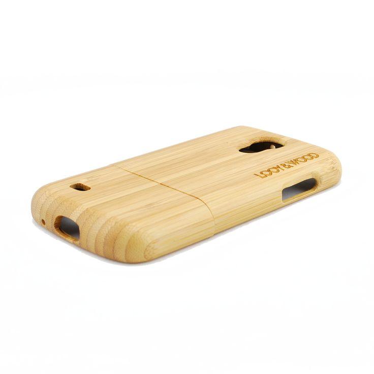 Op zoek naar een extra toffe look voor jouw Samsung Galaxy S4 mini? Wellicht dat ons houten telefoonhoesje Everglades iets voor je is. Dit hoesje van bamboe heeft namelijk een hele pure en natuurlijke uitstraling. Ow ja, de perfecte pasvorm van dit hoesje zorgt ervoor dat jouw Galaxy S4 mini op de juiste manier beschermd wordt.  http://www.looyenwood.nl/product/houten-telefoonhoesje-everglades/