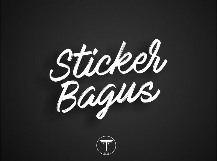 @stickerbagus