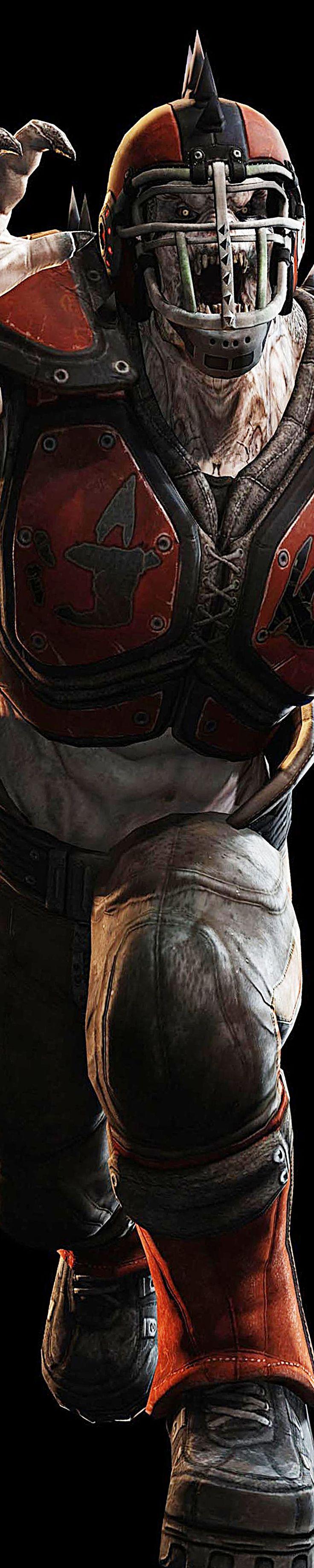 Gears Of War 3 Savage Grenadier