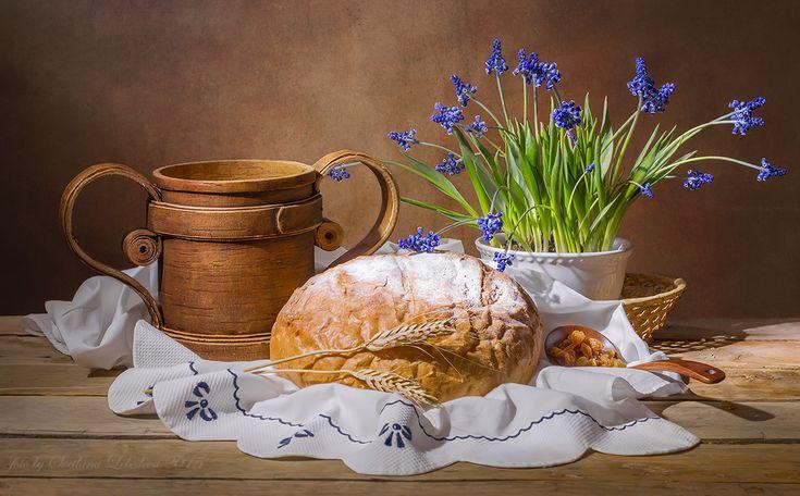 35PHOTO - Лебедева Светлана - С хлебом и квасом